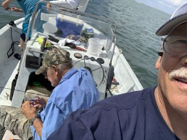 6hr trip with Capt. Thomas