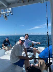 Full day near shore trip