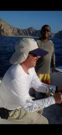 Fishing with Jaime