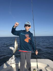 Inshore Fishing with Captain Leon