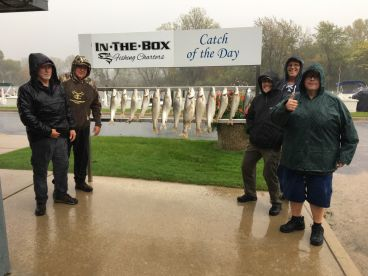 In The Box Fishing Charters 7hr trip
