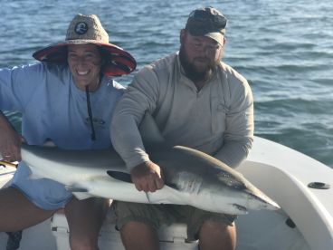 Perfect day with Capt Scott.