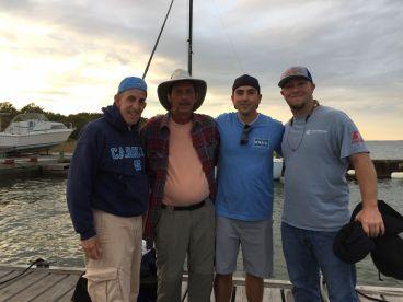 Fishing with Scott