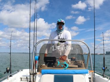day trip with capt Josh of Reel Knowledge Fishing