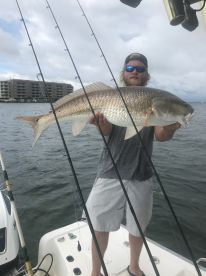 4 hr bull redfish trip