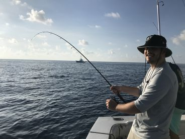 Full Day Fishing with Captain Rex