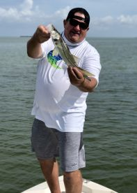 Fishing with Gary Skrobeck &