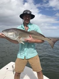 Great trip, chasing bull Reds!