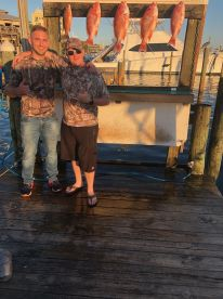 Last Day of Red Snapper Fishing