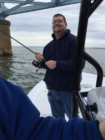 Sam\u2019s Day Fishing with Captain Scott