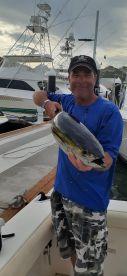 Fishing with Juan Alfredo