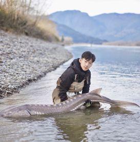 Fishing with Brandon