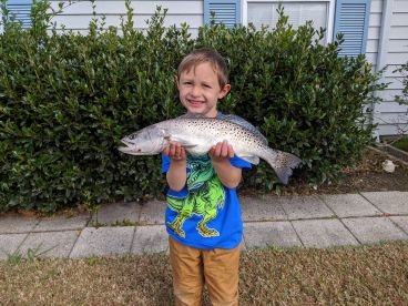 Rudee Inlet Spotted Trout