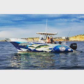 Kingfish trip