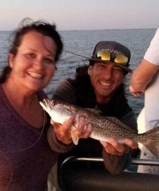 1\/2 day Bay fishing
