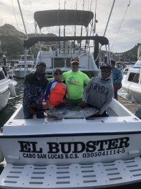 Great trip with El Budster