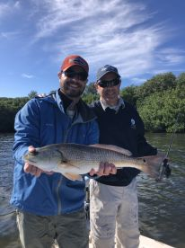 Full day trip with Capt. James