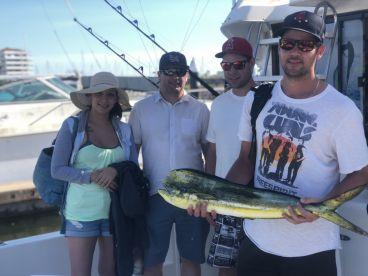 Fishing with Jos\u00e9 Antonio