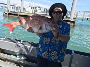 Half day snapper fishing