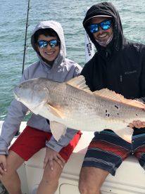 Half day offshore trip with Capt Brad