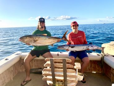 49\u201d Amberjack and 53\u201d Barracuda