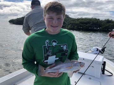 Full day of fishing!