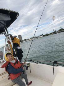 Half Day Trip with Captain Scott