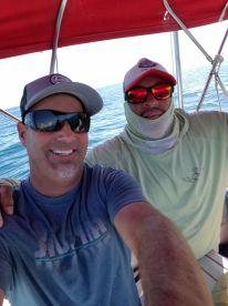 Half day trip with Captain Jojo.