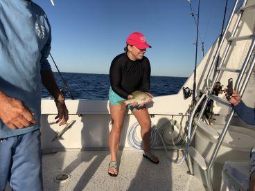 January fishing trip