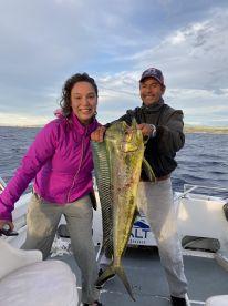 Cabo fishing with Captain Poncho Daliken Sportfishing