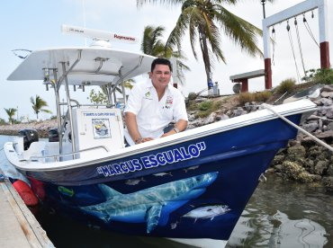Lic.Eduardo Rodriguez Escualo Fleet Manger