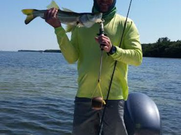 Catch and Release Snook, Southern Outdoor Sportsmen, Capt. Sean