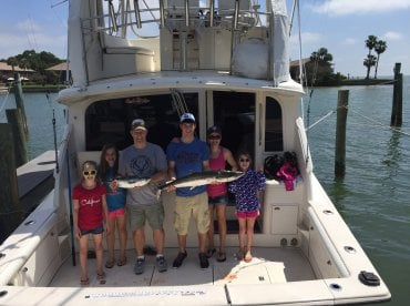 SuperFISHous with Capt. Mike was a great family experience!