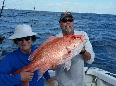 Half day trip with Capt. Al and Bob Sea Hawk Fishing Charters