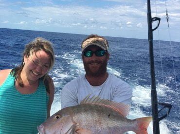 Full day trip with captain Dan and first mate Cory