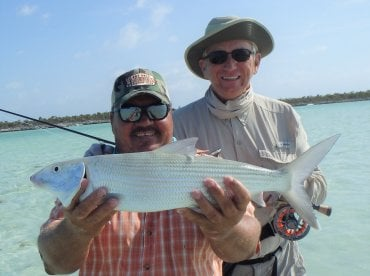 Six fantastic days of fishing with Dwayne