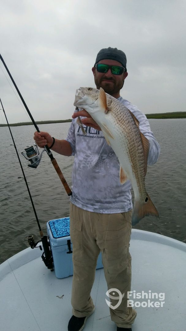 Angler management gulf coast rockport texas for Gulf angler fishing charters