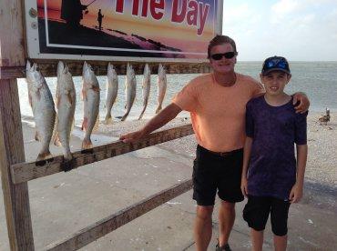 Fishing with Jon