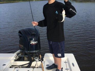 Half day fishing