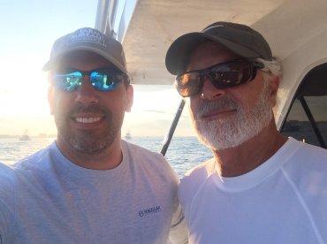 Fishing with Brantley