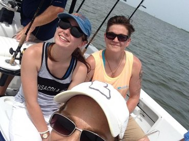 Half day fishing trip with Captain John
