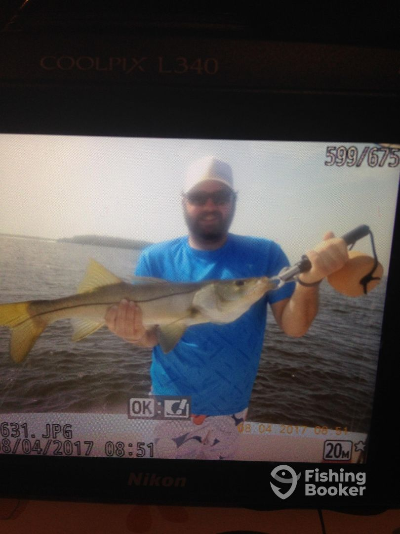 Fishing buddy charters fort myers beach fl fishingbooker for Fishing charter fort myers beach fl