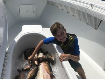 Fishing with Jack