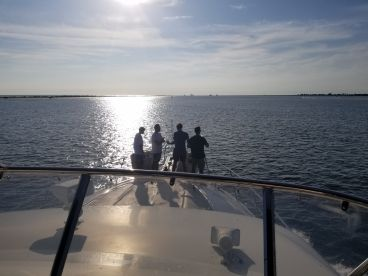 Full Day Trip with Cap'n Mike, Connor and Brady