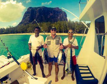 Full day trip with Captain Antonio
