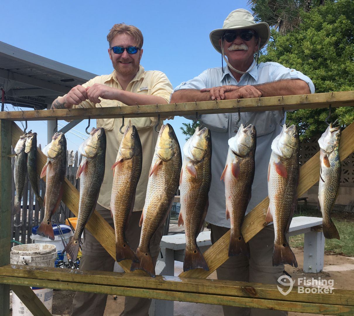 Great half day trip with my son review of always a for South padre island fishing trips