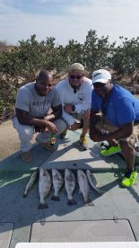 Full day trip with Capt. Chris