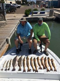 Half day trip with Capt. Lee