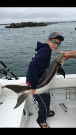 What a Birthday for this young man Cobia and