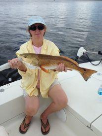 Fishing with Captain Blake